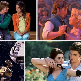 Romantic Disney movies on Disney+