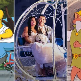 Disney+ Celebrates Valentine's Day with Disney's Fairy Tale Weddings, The Simpsons, and More!