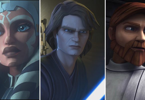 The Cast of Star Wars: The Clone Wars Shares How Much They Love Playing Their Characters