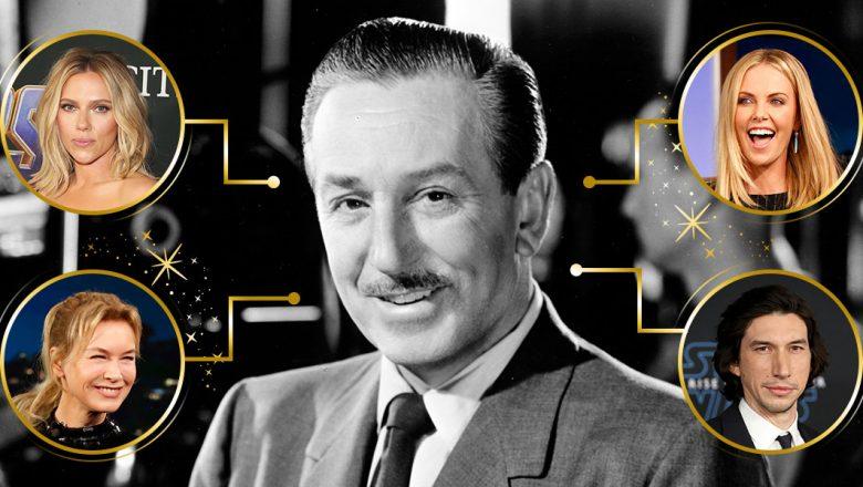 6 Degrees of Walt Disney 2020