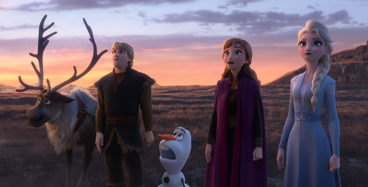 5 Dazzling Details To Discover In Frozen 2 D23