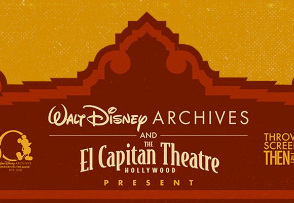 Disney Archives Throwback Screenings at the El Capitan Discount