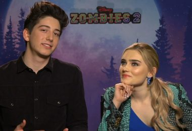 Watch the ZOMBIES 2 Cast Compete in the Ultimate Disney Couple Tournament