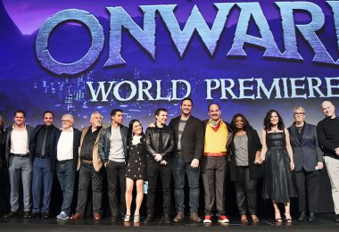 Magic Comes to Life at the World Premiere of Onward