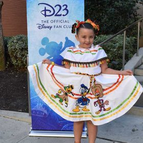 D23 Members Sing and Samba with The Three Caballeros Across the Country
