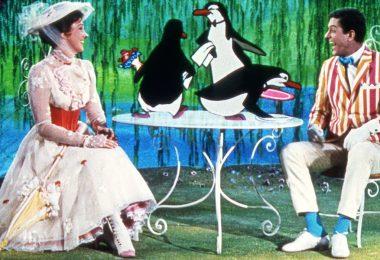 "Mary Poppins' ""Jolly Holiday"" Boots"