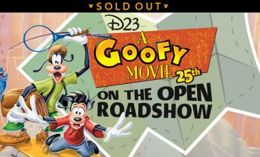 A Goofy Movie 25th – On the Open Roadshow