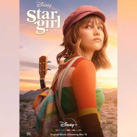 Attend an advance screening of Stargirl from Disney+ at The Walt Disney Studios!