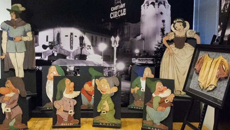 "Walt Disney Archives ""50 Years of Preserving the Magic"""
