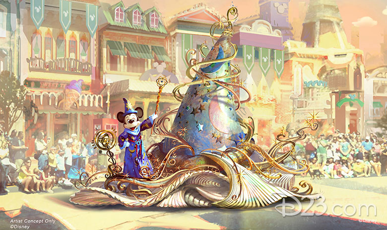 D23 Inside Disney episode 25 Magic Happens