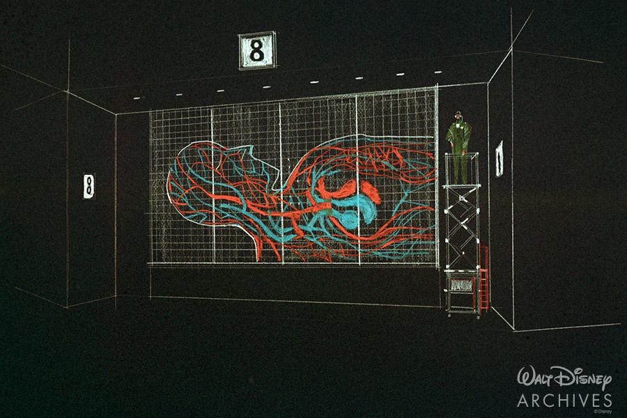 Fantastic Voyage concept art