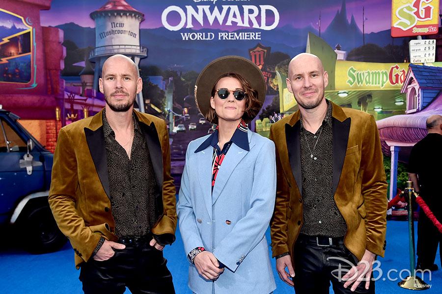 Onward Premiere