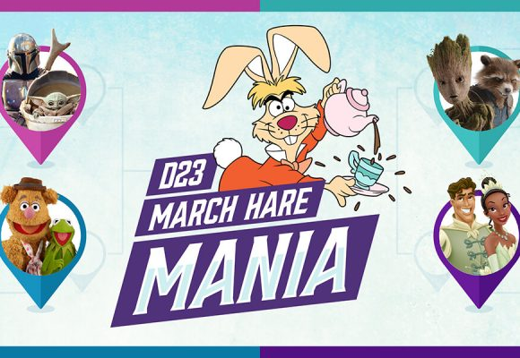 Final Results: Feeling Adventurous? Pick Your Favorite Disney Duo for D23 March Hare Mania 2020!