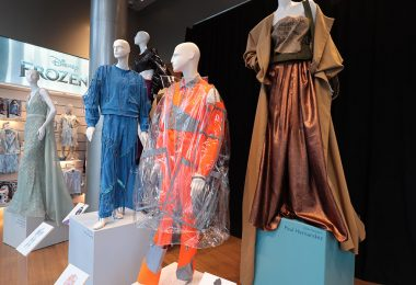 Fashion Institute of Design & Merchandising Frozen 2-inspired outfits