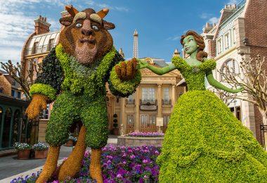 D23 Inside Disney Episode 28 | Epcot International Flower & Garden Festival's Must-See Topiaries