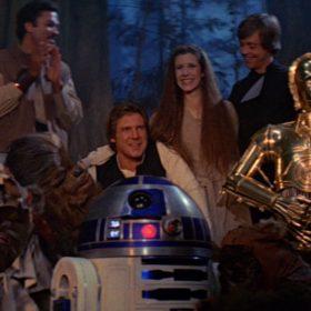 Rise of Skywalker clip