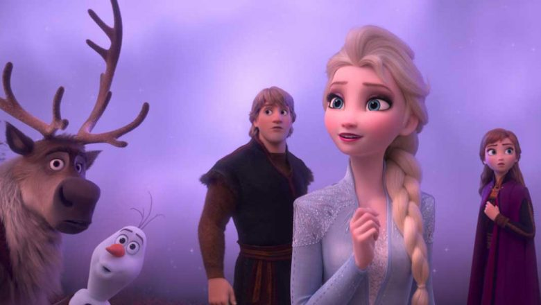 frozen 2 disney+