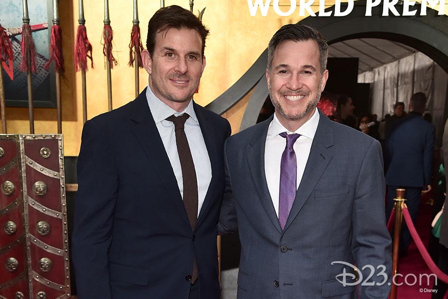 Chris Bender and Jake Weiner (Producers)