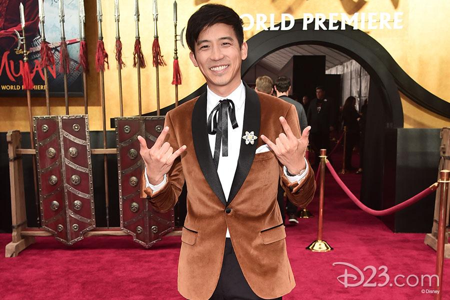 Jimmy Wong (Ling)