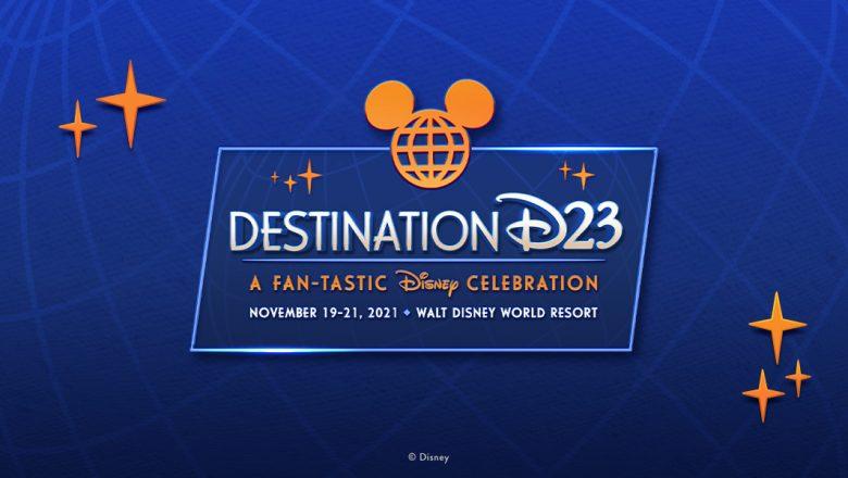 """Disney anuncia atrações do """"Destination D23"""""""