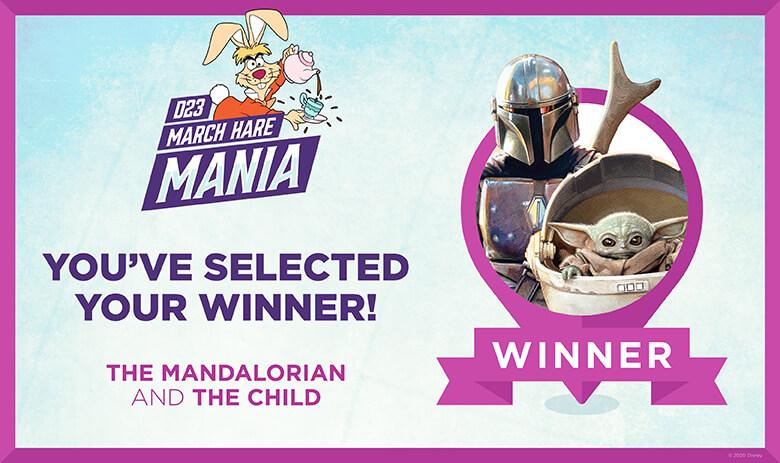 March Hare Mania 2020 winner
