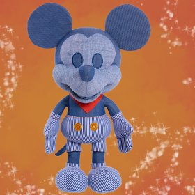 March Mickey Mouse Plush