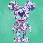 Amazon Mickey Plush - April