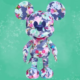 Amazon Mickey Plush - April