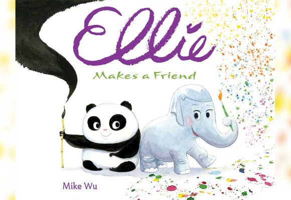 EXCLUSIVE: First Look at Ellie Makes A Friend, An Adorable New Book Celebrating Artistic Differences