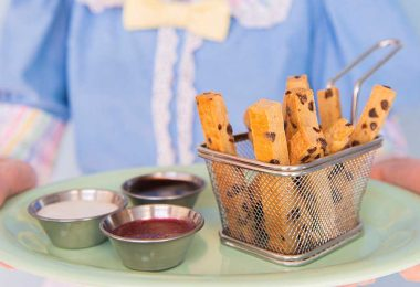 cookie fries