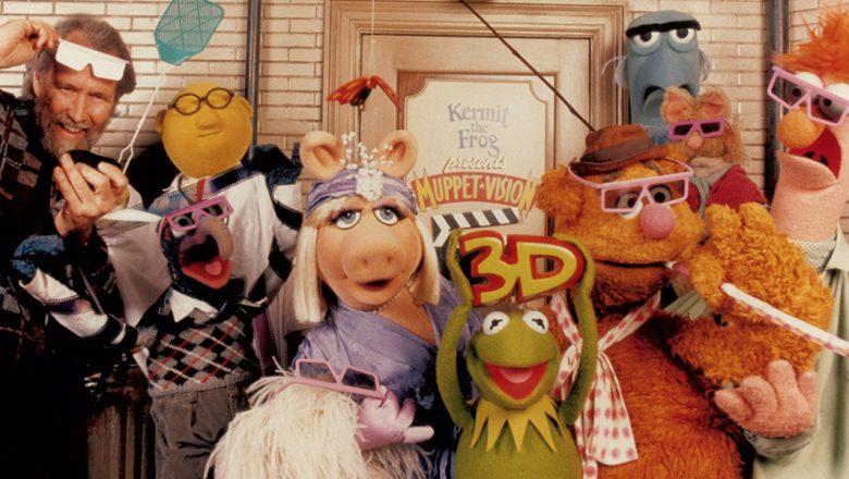 Jim Henson Muppet Vision