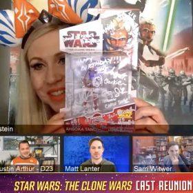 clone wars memoribilia