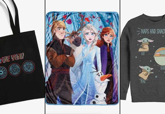 Stay Comfy and Cozy with These 7 Things from BoxLunch