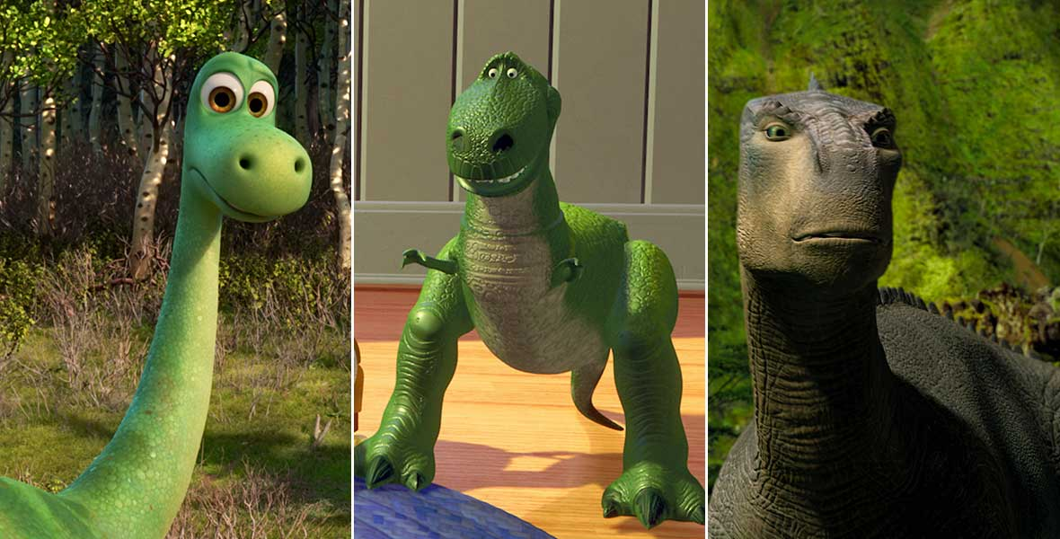 How To Have A Dino Mite Disney Movie Marathon D23