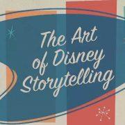 art of disney storytelling panel