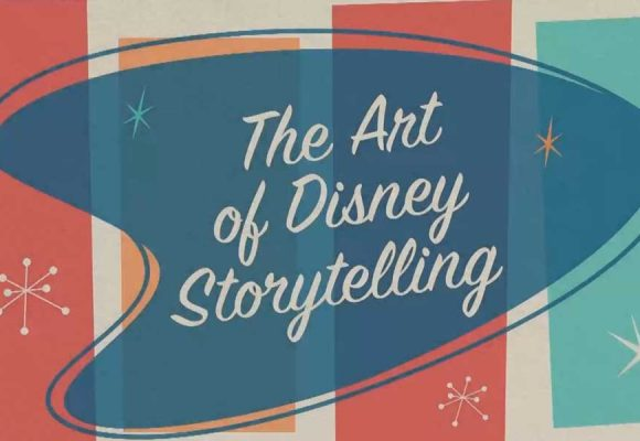 Watch the Art of Disney Storytelling Panel from D23 Expo