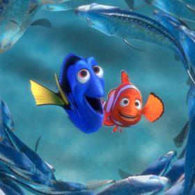 Finding Nemo Poster Development Art