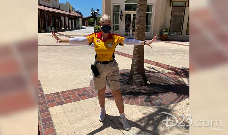 disney springs safety