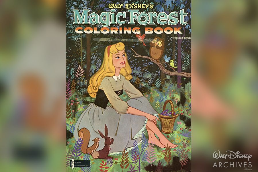 archives coloring books
