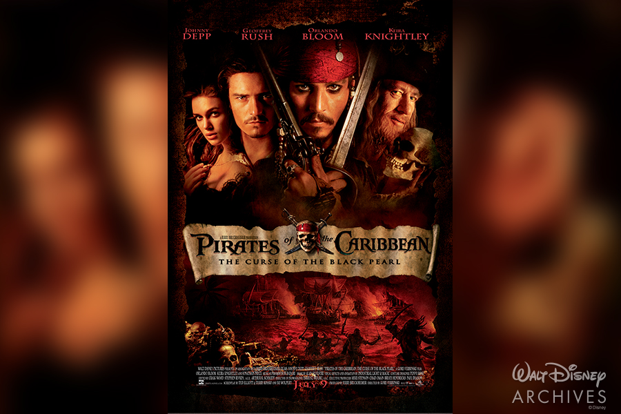 potc the curse of the black pearl