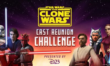 Star Wars: The Clone Wars Cast Reunion Challenge, presented by D23