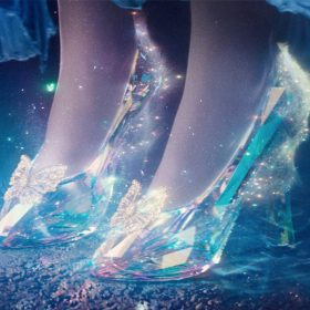 Cinderella Live-Action Glass Slipper