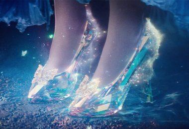 Cinderella Live-Action Glass Slipper