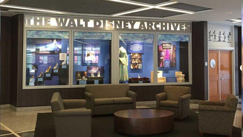 adventure thru the walt disney archives
