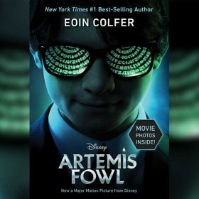 Dive into the Magical World of Artemis Fowl with an Exclusive Interview with Eoin Colfer