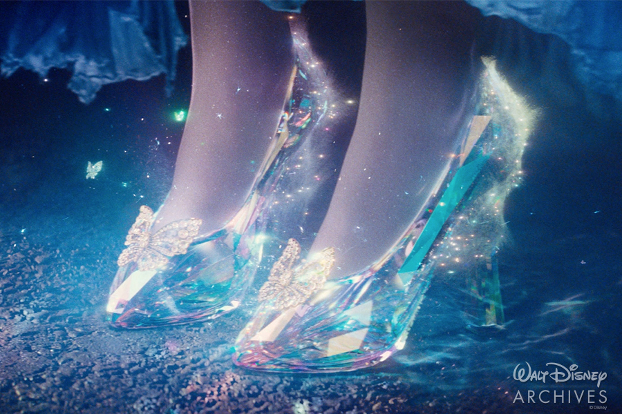 Cinderella Glass Slippers