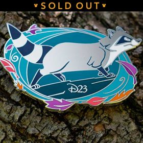 meeko pin sold out