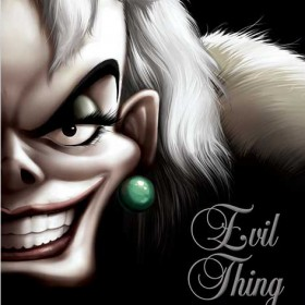Discover Cruella De Vil's Backstory with this Excerpt from the New Book Evil Thing