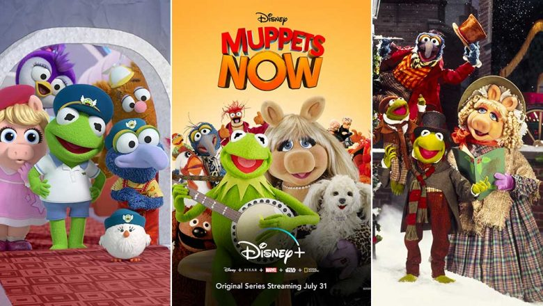 muppets disney plus roundup