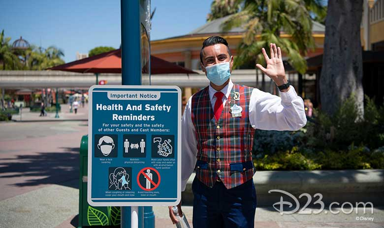 downtown disney reopen